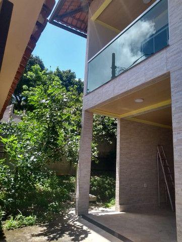 Casa duplex nova ponta da fruta recém construída - Foto 15