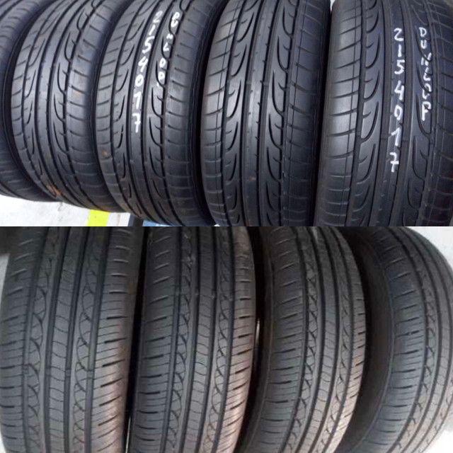 ?pneus semi novos 245/35-20 - Foto 8