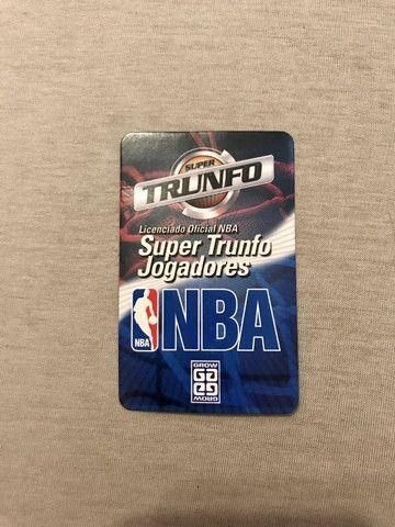 Super Trunfo Licenciado NBA Jogadores Anos 2000 Completo Estado de Novo - Muito raro