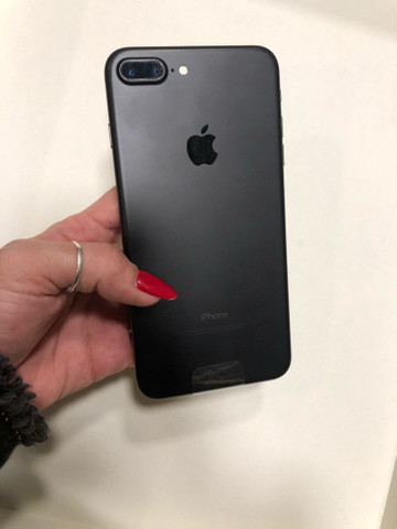 iPhone 7 Plus preto 32g
