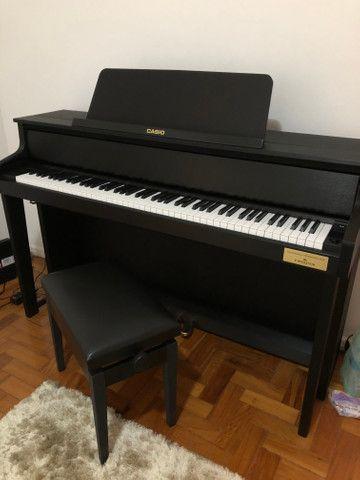 Piano Digital Casio Cleviano Grand Hybrid GP 300 - Foto 4