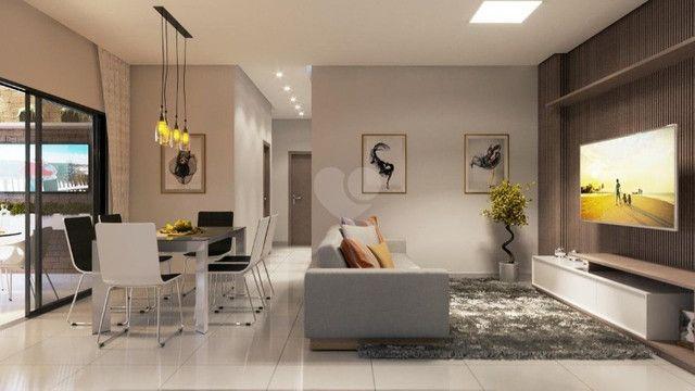 Lançamento Alto Padrão - Cozinha Planejada - 3 qts 2 vgs + Varanda - Foto 9