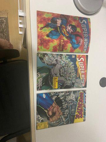 HQs Super-Homem versus apocalypse A Revanche (completo)