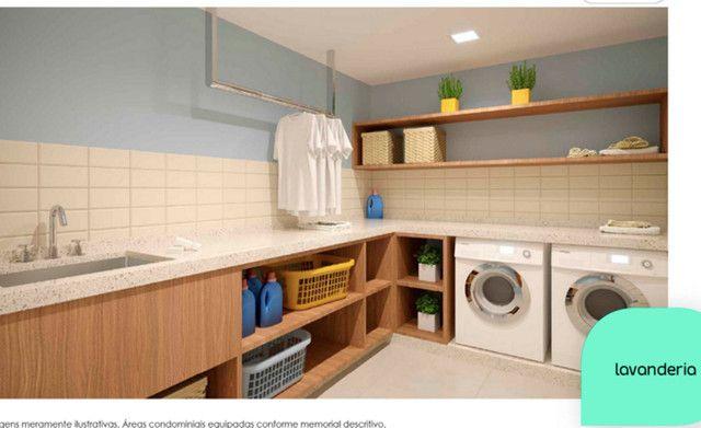 Apartamento de 2 quartos de alto padrão - 200 metros da Universidade Positivo :) - Foto 4