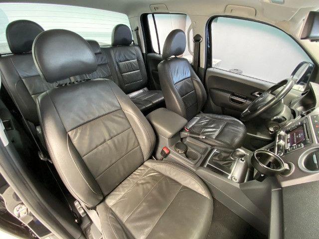 Volkswagen Amarok Highline 2.0 16V TDI 4x4 Dies. Aut 2014 - Unico dono - Revisada - Foto 11