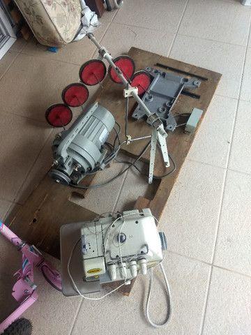 Máquina ultraloque/ overloque - Foto 2
