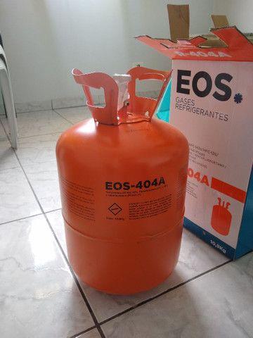 Bujão de gás refrigerante