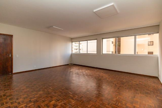 Apartamento para aluguel, 4 quartos, 1 suíte, 2 vagas, Centro - Curitiba/PR - Foto 3