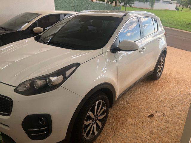 Kia Sportage 17/18 LX Novo pneu zero!