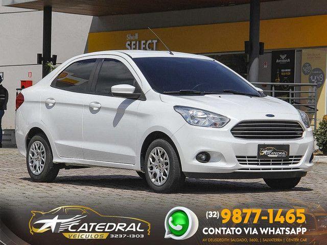 Ford Ka+ Sedan 1.0 Se Flex 4p 2015 *Excelente Custo Benefício* Aceito Troca