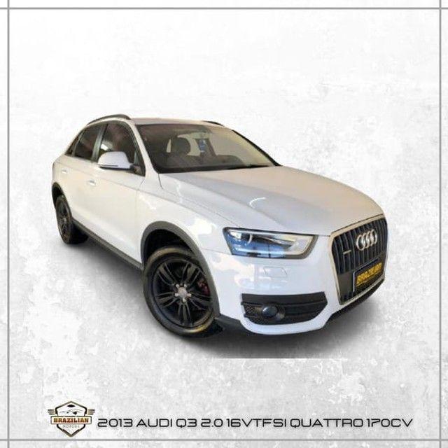 Audi Q3 2.0 16VTFSI QUATTRO 170CV S-TRONIC 5P  - Foto 4