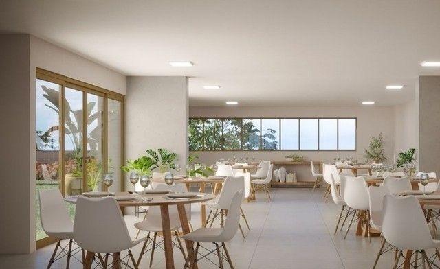 AX- Vendo lindo apartamento - 2 quartos - 44m²- Praça das Amoras - Foto 4