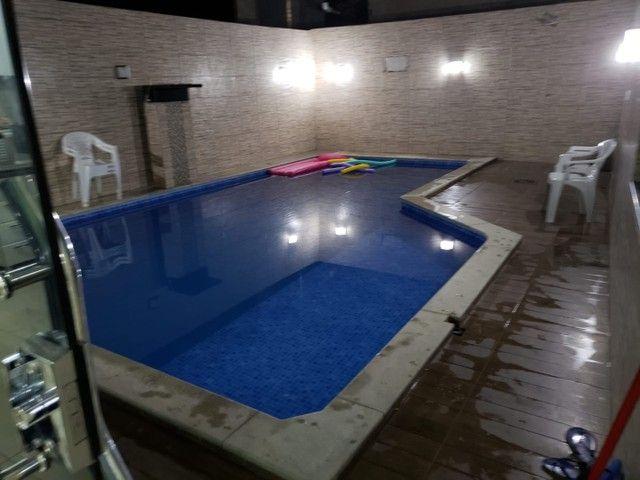 Casa 3/4  c/ piscina toda mobiliada no Residencial Araguaia - Foto 6