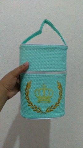 Promoção: bolsa  maternidade e  bolsa  térmica  para mamadeira, os dois por 35,00 reais  - Foto 3