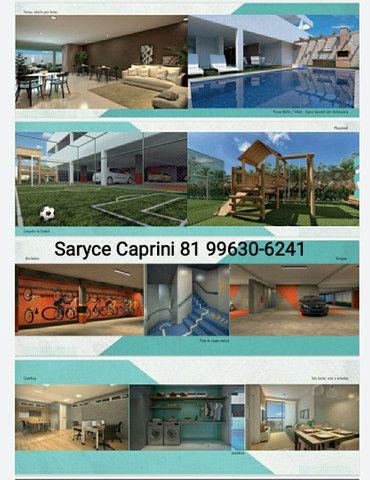 SC| vendo apto 02 quartos com varanda- à 100mts da Av. Caxangá -Saryce * - Foto 2