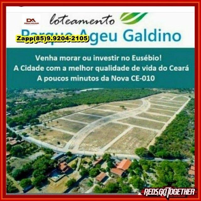 Parque Ageu Galdino - Ligue  já @!#@ - Foto 2