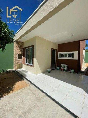 Casa com 2 dormitórios à venda, 72 m² por R$ 139.000,00 - Piau - Aquiraz/CE - Foto 2