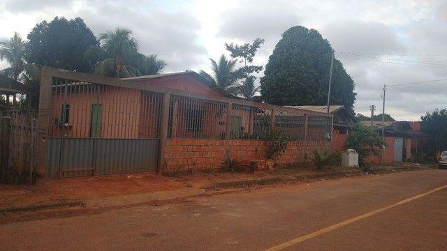Vendo  casa na vila do Incra