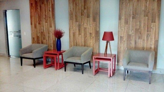 JS- Lindo apartamento de 2 quartos (58m²) - Edf. Green Life Boa Viagem - Foto 12