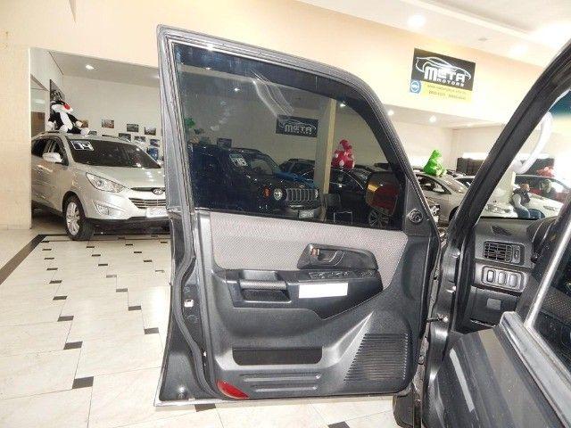 Mitsubishi Pajero TR4 2.0 4x4 140cv Flex 4p Automática Top De Linha Pneus Novos Baixa KM  - Foto 17