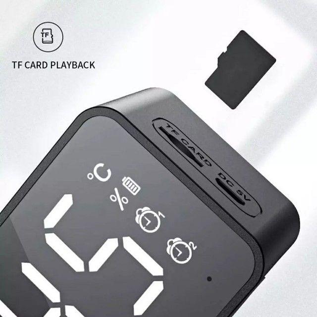 Caixinha Som Bluetooth *BRINDE CARTAO DE MEMÓRIA 8GIGAS. - Foto 2