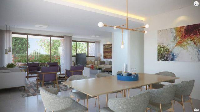 VM-Lançamento de casas no Poço da Panela 258m² com jardins conceito moderno - Foto 4