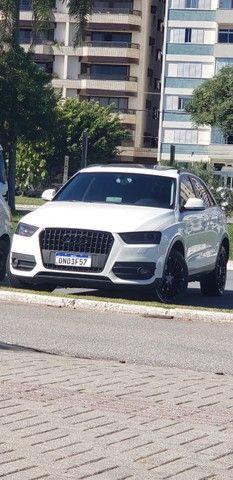 Audi Q3 2014 com Teto Mmi ambient