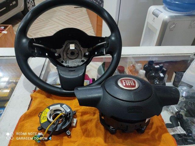 Volante e airbag Fiat cinta airdisk  - Foto 4
