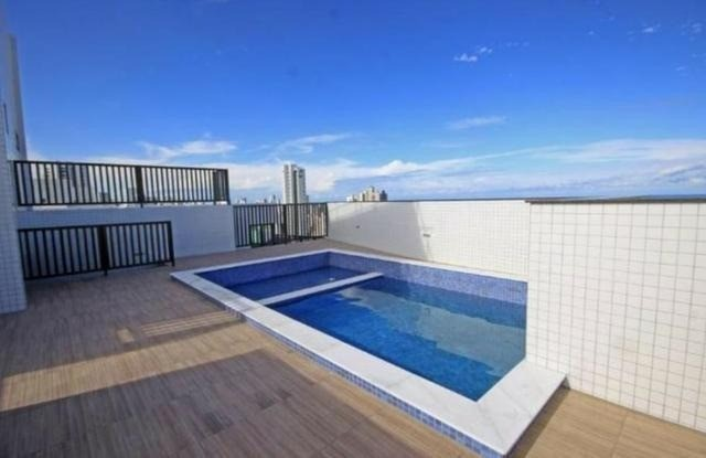 JS- Excelente apartamento de 03 quartos em Boa Viagem -97m² - Edf. Salamanca - Foto 12