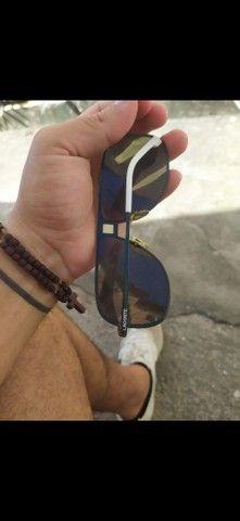 Óculos Lacost Original Seminovo  - Foto 4