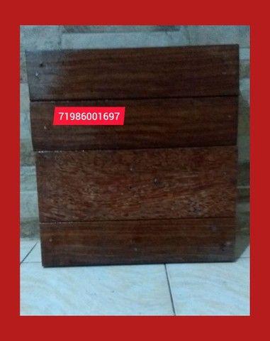 Base de madeira - Foto 2
