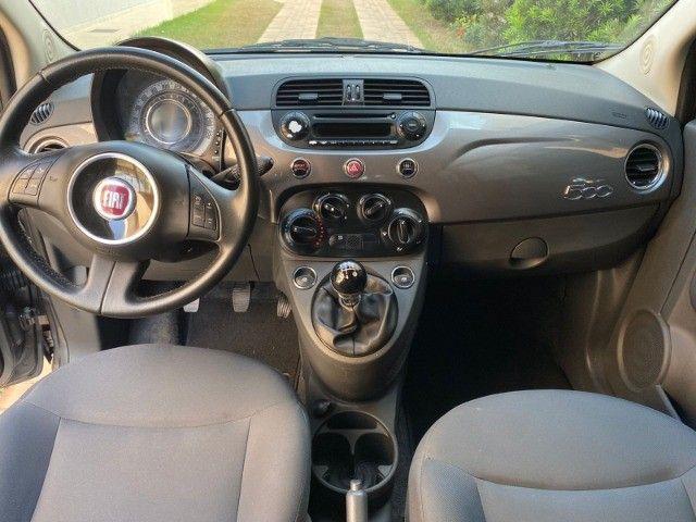 FIAT 500 1.4 Flex EVO 2012 - Foto 5