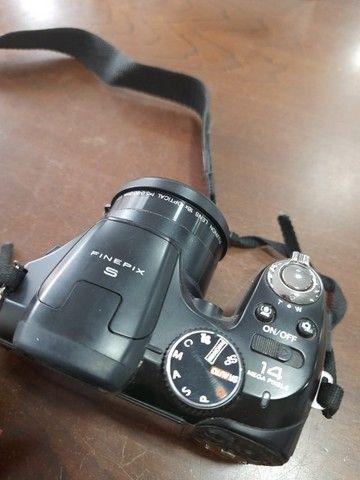 Vendo câmera digital Semi-profissional - Foto 3