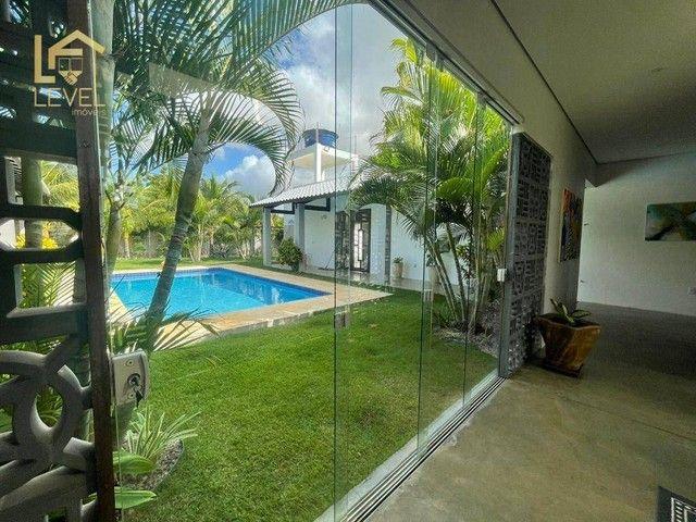 Casa com 3 dormitórios à venda, 910 m² por R$ 850.000,00 - Chácara da Prainha - Aquiraz/CE
