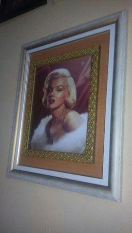 Quadro Marilyn Monroe  - Foto 4