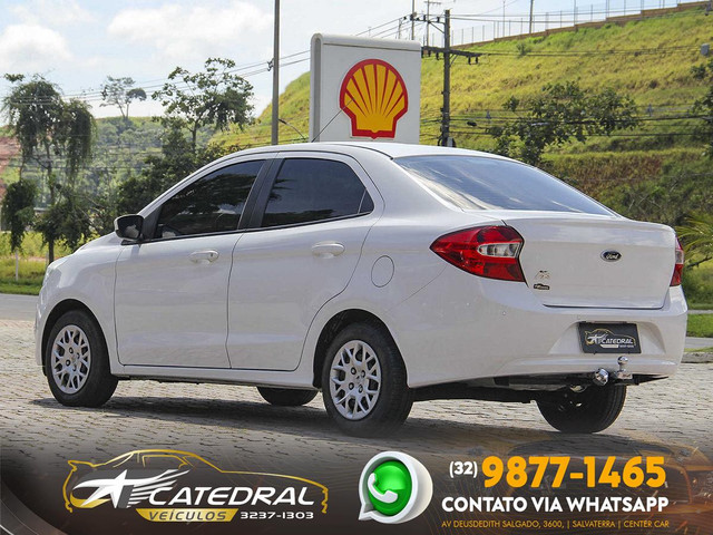 Ford Ka+ Sedan 1.0 Se Flex 4p 2015 *Excelente Custo Benefício* Aceito Troca - Foto 3