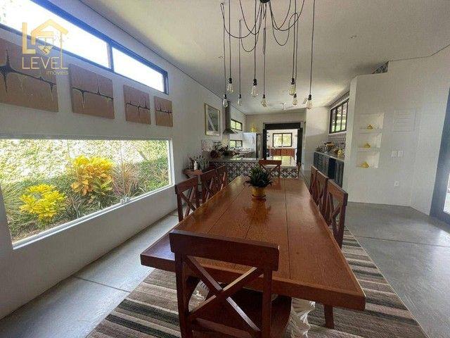 Casa com 3 dormitórios à venda, 910 m² por R$ 850.000,00 - Chácara da Prainha - Aquiraz/CE - Foto 15