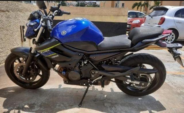 Yamaha xj6n abs 2019