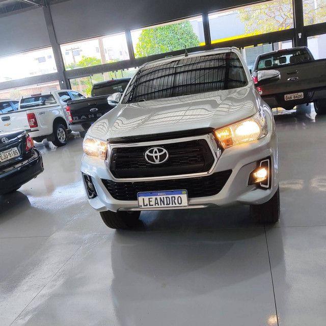 HILUX 2018/2019 2.8 SRV 4X4 CD 16V DIESEL 4P AUTOMÁTICO - Foto 2