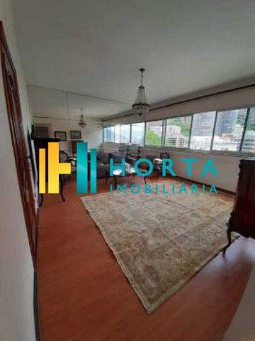 Apartamento à venda com 3 dormitórios em Lagoa, Rio de janeiro cod:CPAP31688