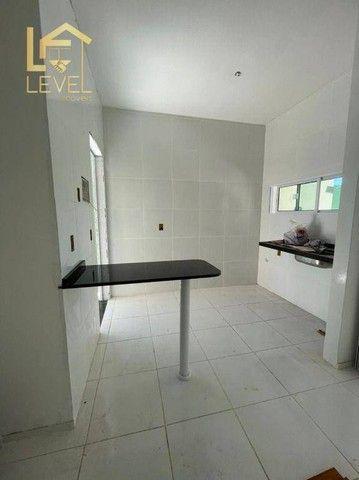 Casa com 2 dormitórios à venda, 72 m² por R$ 139.000,00 - Piau - Aquiraz/CE - Foto 6