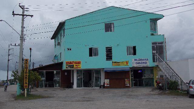 Hostel com várias opções de hospedagem