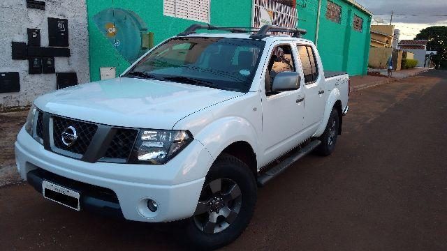 NISSAN FRONTIER FRONTIER ATTACK LE 2011/12 AUTOMATICA