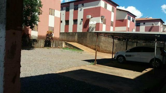 Apartamento jd Centenário térreo quitado