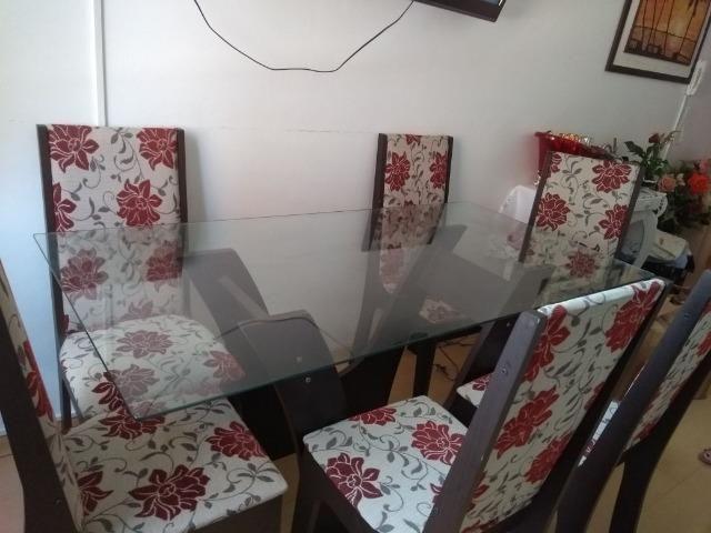Linda sala de jantar