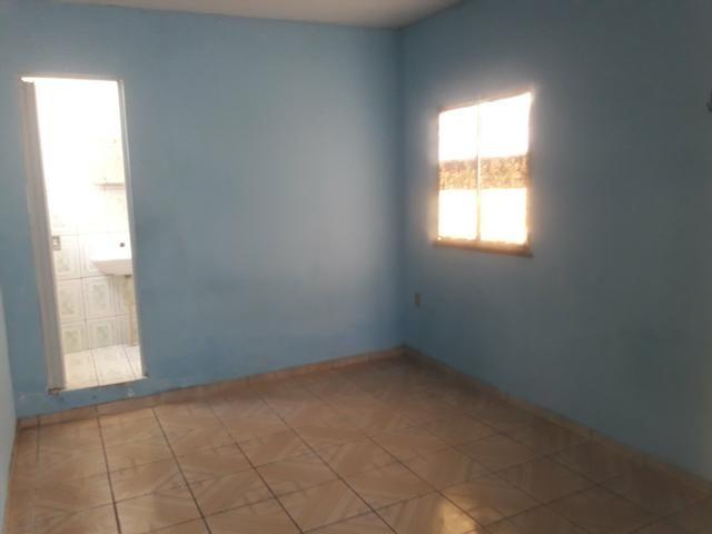 Um apartamento no bairro do Japiim