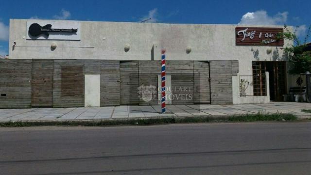 Conjunto Comercial com 04 salas + Casa de 2 Dormitórios - Centro de Capão da Canoa