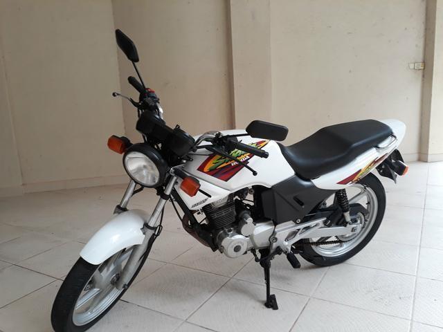 Honda STRADA CBX 200 2002/2002 - 40.000 KM