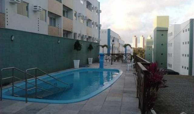 Apartamento 02 dormitórios Emas Parnamirim RN - Foto 2