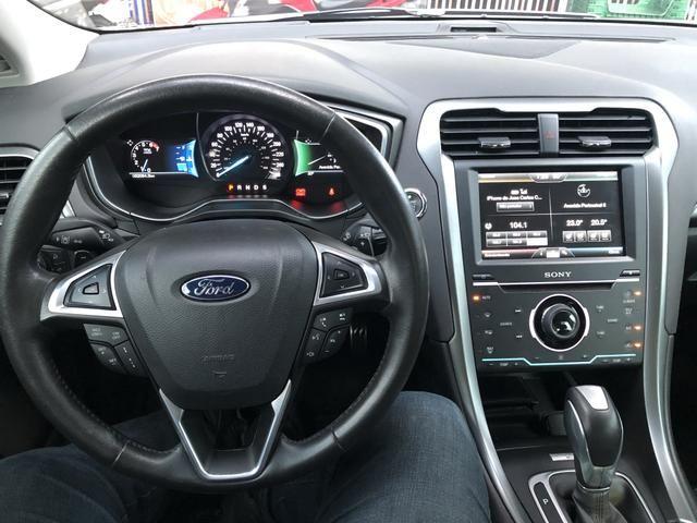 Ford Fusion 2.0T 4x4 Titanium 2015 - Top de Linha